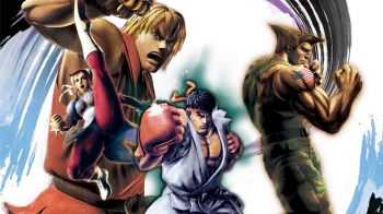 Super Street Fighter 4 3D Edition