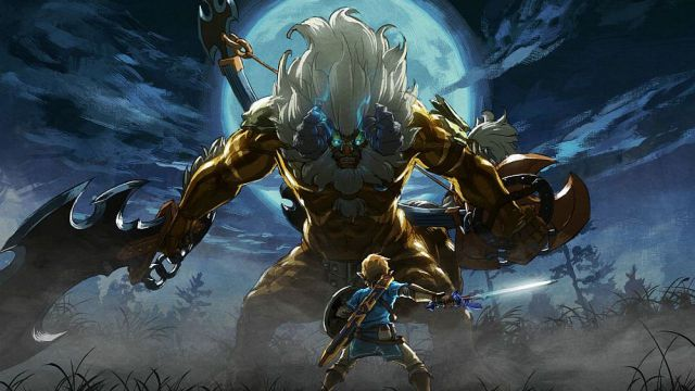 The Legend Of Zelda Breath Of The Wild Recensione