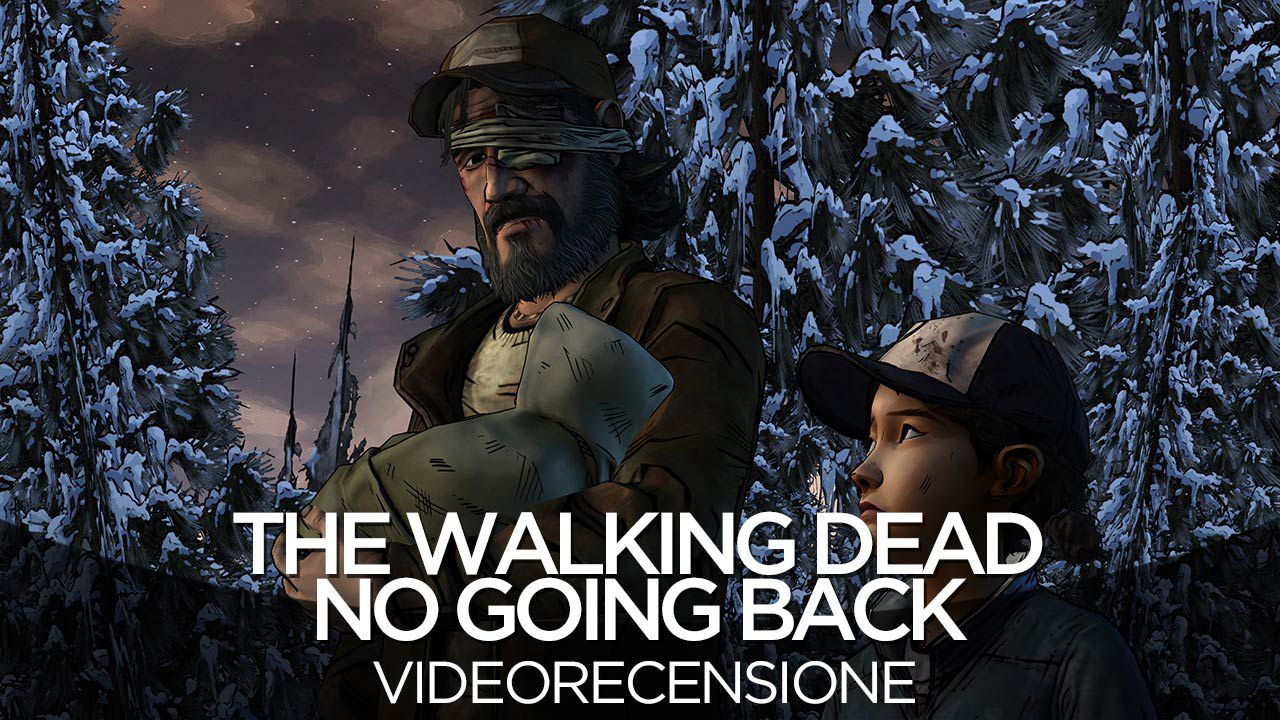The Walking Dead: Stagione 2 - No Going Back