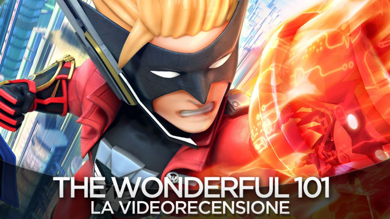 The Wonderful 101 - Videorecensione