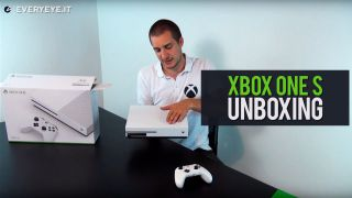Unboxing Xbox One S